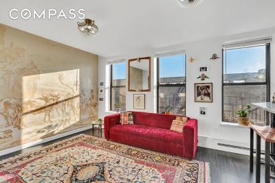 New York Unit For Sale For Sale: 3 E 131st St