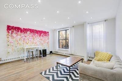 New York Unit For Sale For Sale: 226 W 111th St
