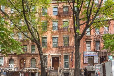 East Village Building For Sale For Sale: 9 Saint Marks Pl