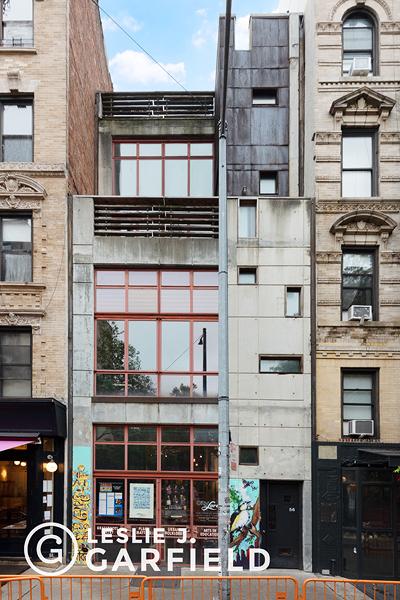 East Village Building For Sale For Sale: 56 E 1st St