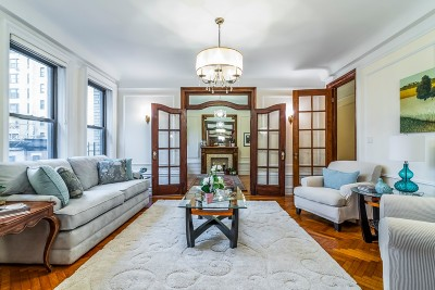 New York Unit For Sale For Sale: 314 W 100th St