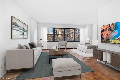 New York Unit For Sale For Sale: 160 W End Ave