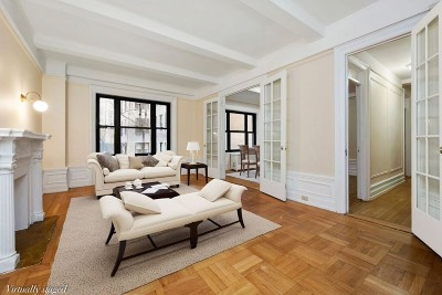 New York NY Unit For Sale For Sale: $1,375,000