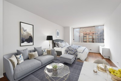 New York Unit For Sale For Sale: 350 W 50th St