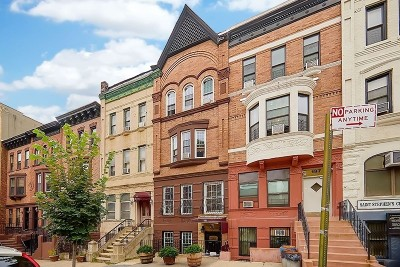 New York Building For Sale For Sale: 195 Edgecombe Ave
