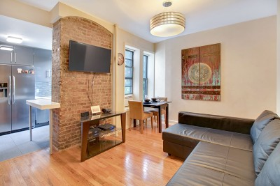 New York Unit For Sale For Sale: 214 Bradhurst Ave