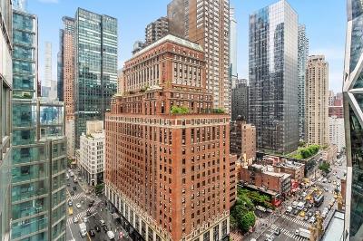 Midtown West Unit For Sale For Sale: 301 W 57th St