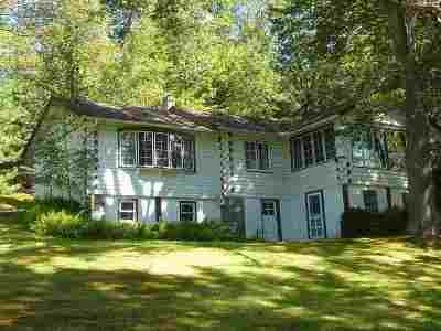 Highland Lake Single Family Home For Sale: 31 Fairway Drive