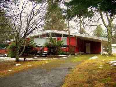 Kauneonga Lake Single Family Home For Sale: 77 West Shore Road