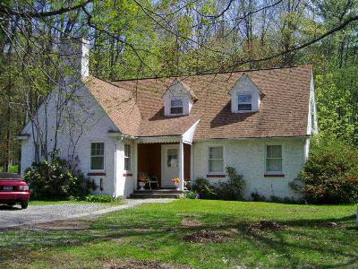 Narrowsburg Single Family Home For Sale: 6556 Sr Rt. 97