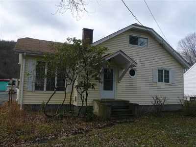 Livingston Manor NY Single Family Home For Sale: $69,000