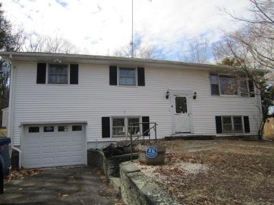 Rock Hill Single Family Home For Sale: 22 Wurtsboro Mtn