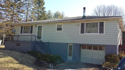 Barryville Single Family Home For Sale: 218 Yulan Barryville Road