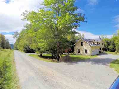 Livingston Manor, Roscoe Single Family Home For Sale: 68 Turkey Hollow Lane