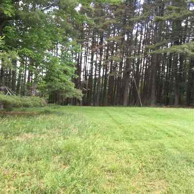 Highland Lake Residential Lots & Land For Sale: Mud Pond Road