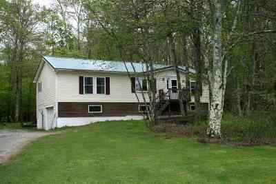 Swan Lake NY Single Family Home For Sale: $159,000