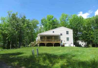 Monticello NY Single Family Home For Sale: $159,000
