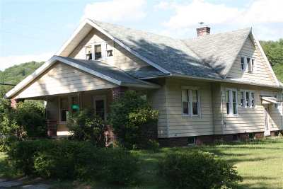 Callicoon Single Family Home For Sale: 1653 Gulf Rd