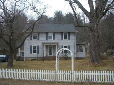 Barryville NY Single Family Home For Sale: $99,000