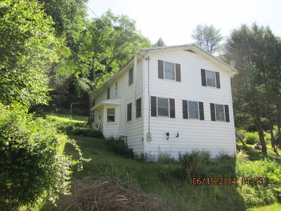 Cochecton NY Single Family Home For Sale: $62,000