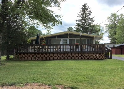 Kauneonga Lake Single Family Home For Sale: 7 Hart Lane
