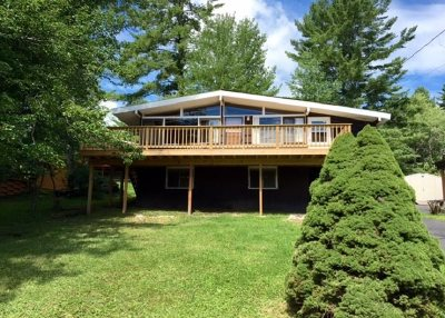 Kauneonga Lake Single Family Home For Sale: 4149 W Shore Dr.