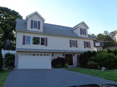 Port Jervis NY Single Family Home For Sale: $219,900