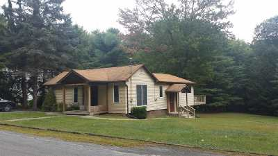 Forestburgh Single Family Home For Sale: 1173 Sackett Lake Rd.