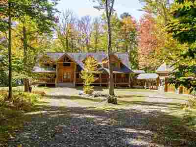 Sullivan County Single Family Home For Sale: 58 Homestead Trail