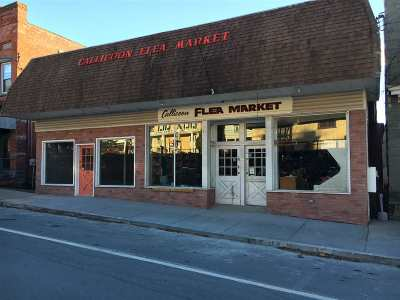 Callicoon Commercial For Sale: 43 Lower Main