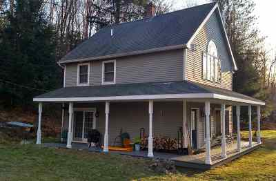 Livingston Manor Single Family Home For Sale: 506 Grooville Road