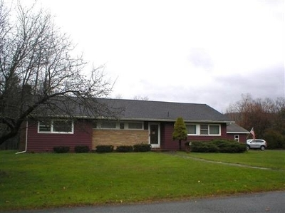 Hurleyville NY Single Family Home For Sale: $125,000