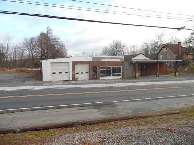 Monticello Commercial For Sale: 106 Jefferson St.