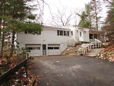 Rock Hill NY Single Family Home For Sale: $119,000