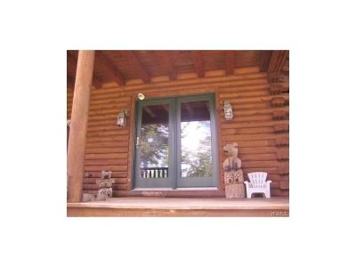Fallsburg Single Family Home For Sale: 133 Wildwood
