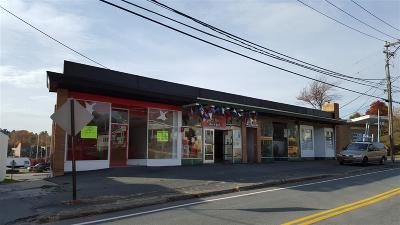 Monticello Commercial For Sale: 15 Liberty Street