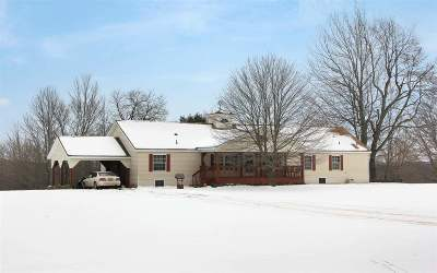 Bethel Single Family Home For Sale: 252 Walt Bishop Road Tr 4
