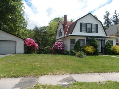 Liberty NY Single Family Home For Sale: $77,500