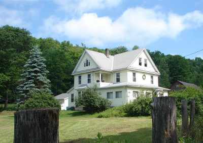 Youngsville NY Single Family Home For Sale: $209,000