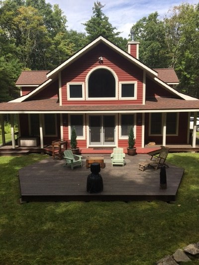 Single Family Home For Sale: 32 Timber Lake Dr.