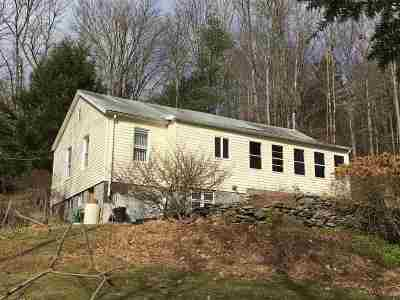 Woodbourne Single Family Home For Sale: 950 Benton Hollow Road