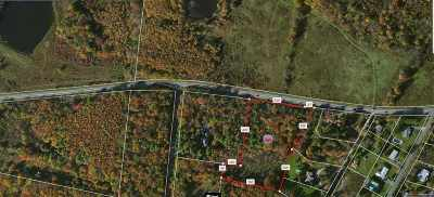 Monticello Residential Lots & Land For Sale: Sackett Lake Road