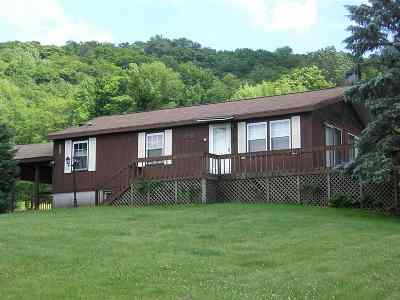 Single Family Home For Sale: 282 County Rd 93