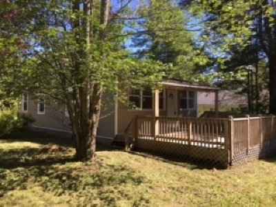 Ferndale NY Single Family Home For Sale: $57,000