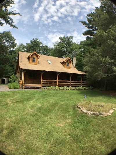 Glen Spey Single Family Home For Sale: 1316 Forestburgh Road