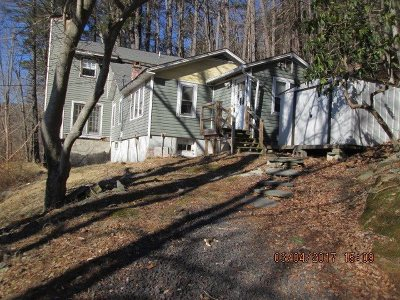 Barryville NY Single Family Home For Sale: $50,000