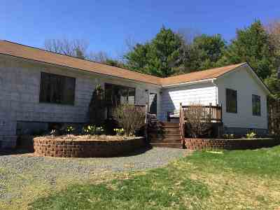 Barryville Single Family Home For Sale: 118 Woods Road