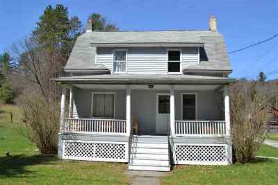 Hankins NY Single Family Home For Sale: $74,900