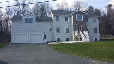 Woodbourne Single Family Home For Sale: 53 Michigan