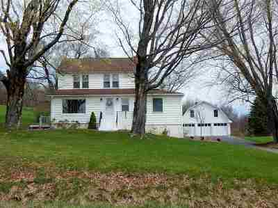 Single Family Home For Sale: 691 County Road 114